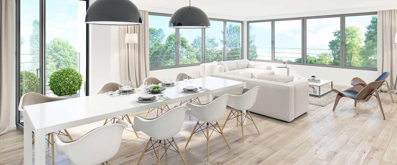 Update van de werken nieuwbouwproject Riviera te Jette
