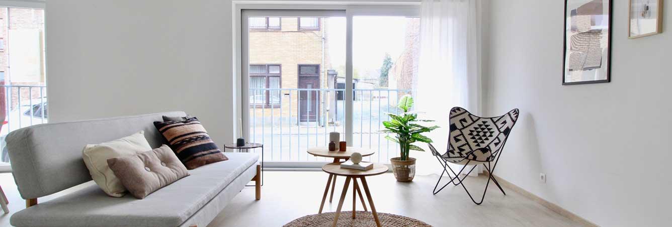 nieuwbouw appartementen kopen ninove