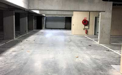 garage te koop mortsel