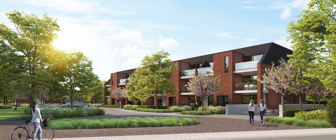 investeren in serviceflats boortmeerbeek