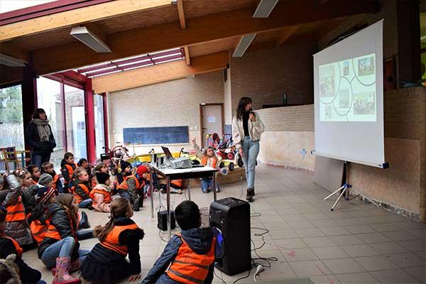 De papaver Adegem kidsvoorstelling woonproject Oaze