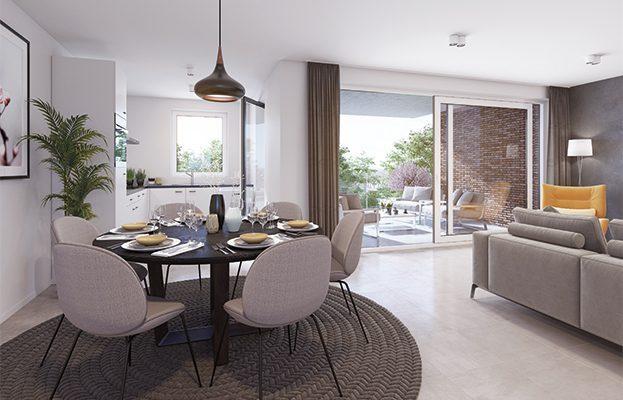 Nieuwbouw appartementen Borgloon Siroop nieuwbouwproject interieurtips