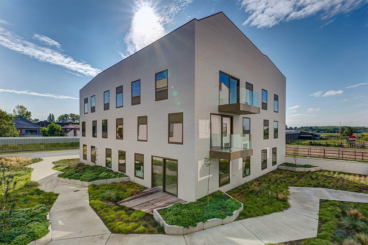 Nieuwbouw appartementen Breendonk Ivar zonnig wonen